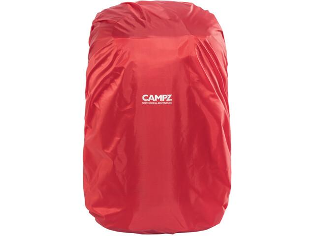 CAMPZ Funda Lluvia L 30-55l, red